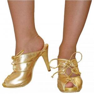 DA - Sandals Lack Gold