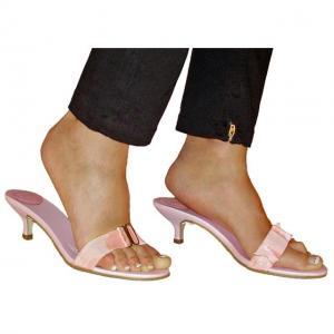 EA - Sandaletten in pink