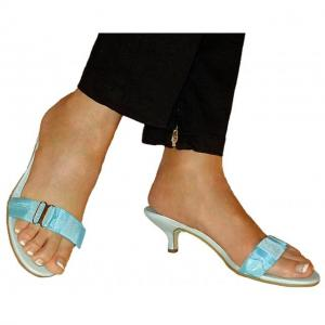 EB - Sandaletten in blau
