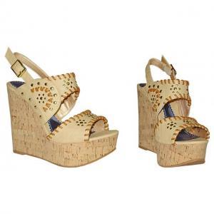 EEA - Sandals Camel Kork Design