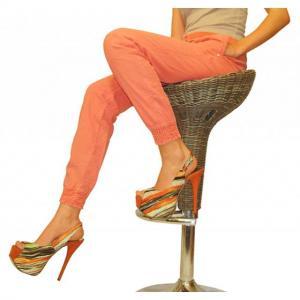 AAA - Sandals Orange