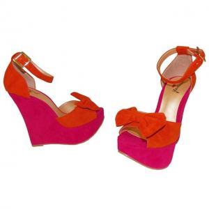 BBC - Sandals Orange