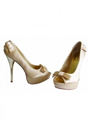 BBG - Pumps Beige